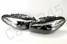 HELLA Bi-Xenon LED Headlights Left+Right Fits BMW 5 Series F18 F11 F10 LCI 2013-