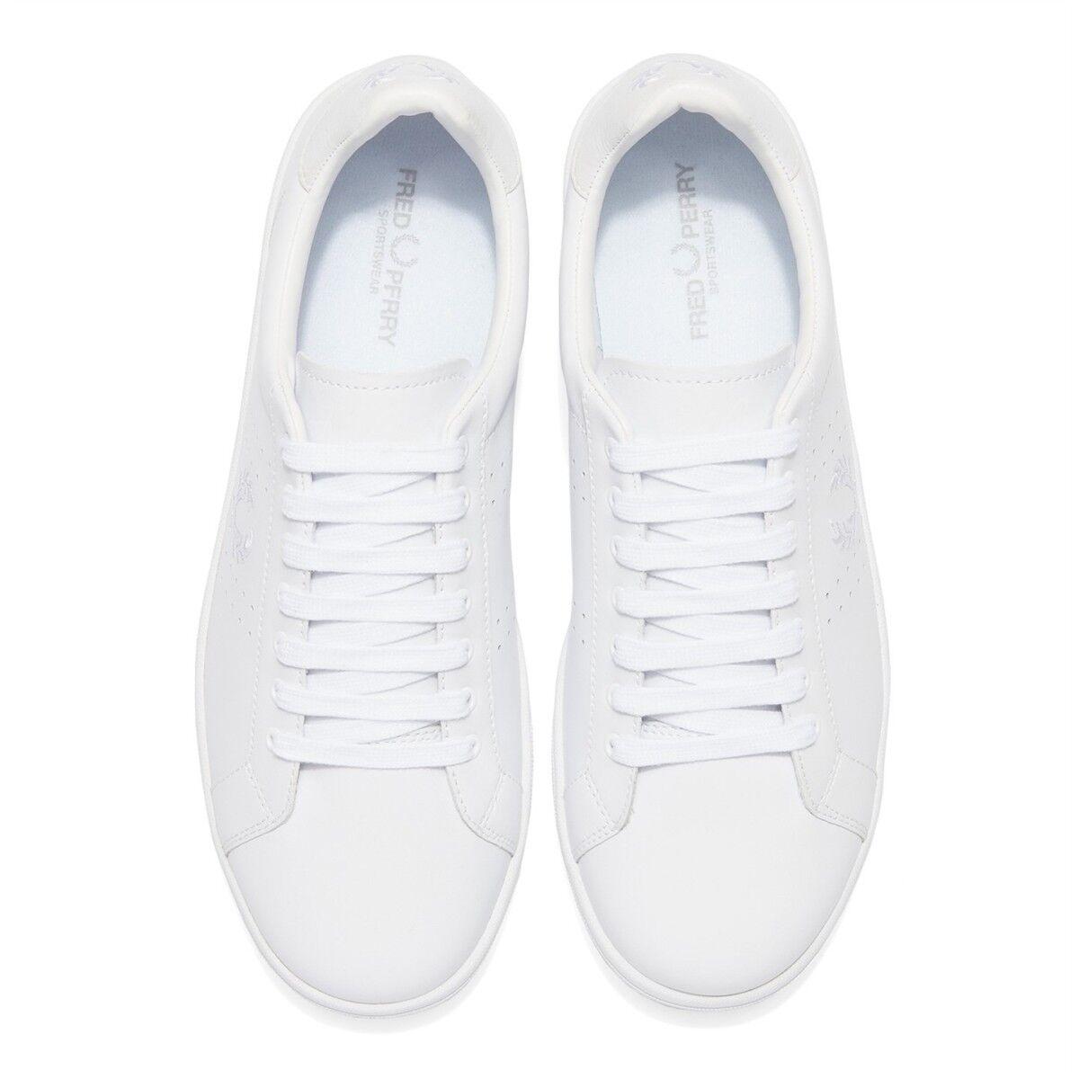 Men Frosso Perry scarpe B721 bianca scarpe da ginnastica ginnastica ginnastica New Authentic be2b21
