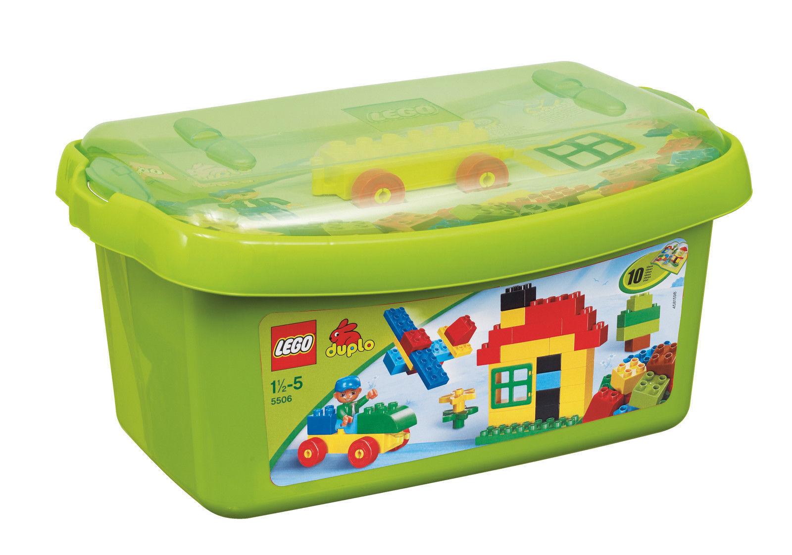 LEGO Duplo Große Steinebox (5506) NEU OVP Selten Sammler