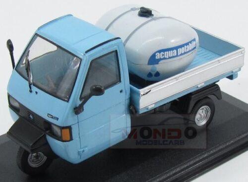 Piaggio Ape Tm P703 Tanker Cisterna Trasporto Acqua 1984 Italeri 1:32 IT76816ACQ