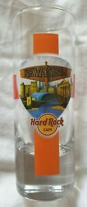 HARD-ROCK-CAFE-NEWCASTLE-CITY-T-LOGO-SHOT-GLASS-NEW-JUST-RELEASED