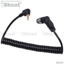 Neu Fernbedienung Auslöser Kabel2.5mm-RS-N1 für Nikon D4/D3X/D3S/D3/D800/D800E