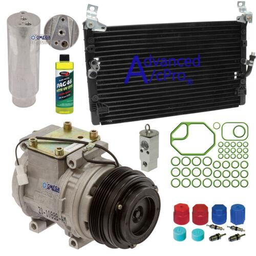 A//C AC Compressor Kit Fits 1995 1996 1997 Toyota Tacoma L4 2.4L 2.7L ONLY