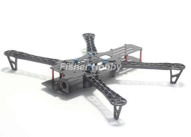 Reptile 500-v1 Alien Multicopter 500mm Quadcopter Frame for TBS ...