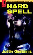 Occult Crimes Unit Investigati: Hard Spell : An Occult Crimes Unit Investigation 1 by Justin Gustainis (2011, Paperback)