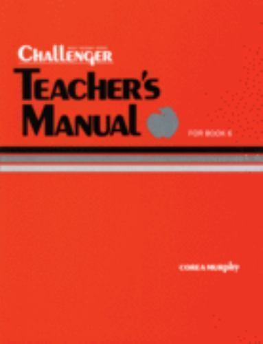 Challenger Level 6 (1988 Teacher's Manual)