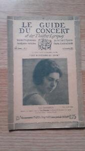 El-Guia-de-La-Concierto-Y-Las-Teatro-Letra-La-Candela-N-11-1927