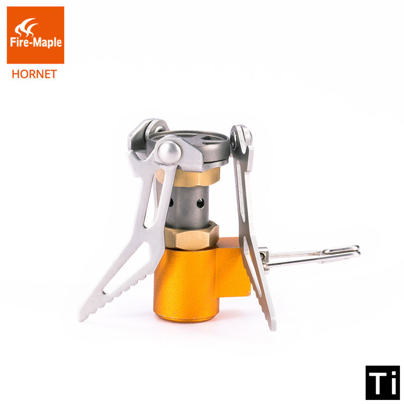 Fire Maple FMS-300T Titanium Gas Ultra-light Camping  Stove Miniature Portable  check out the cheapest