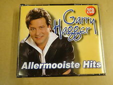2-CD BOX / GARRY HAGGER - ALLERMOOISTE HITS