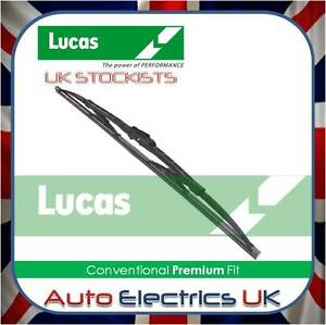 Lucas Electrical 20 Lucas Direct Fit Univer Wiper Blade LWDF20