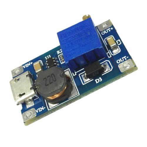 DC DC Boost Step up Regler Konverter USB 2 ~ 24V bis 5V 9V 12V 24V Modul
