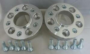 Mercedes A Class W168 5x112 20mm Hubcentric Wheel Spacers 1 pair inc bolts
