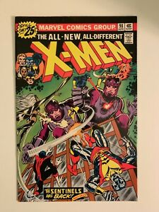 X-MEN-98-1976-8-0-VF-to-8-5-VF-Condition-Sentinels-Are-Back