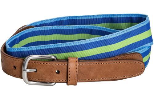 Lands/' End ~ Grosgrain Ribbon Women/'s Casual Belt $20 NIP