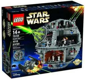 **NEW** LEGO Star Wars 2016 Death Star 75159 UCS From JAPAN
