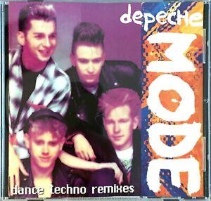 CD-EDITION-BULGARIE-DEPECHE-MODE-DANCE-REMIXES-RARE-COLLECTOR-COMME-NEUF-1996