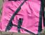 600-D-Regendecke-light-PINK-ohne-Rueckennaht-135-145-155-cm-NEW-Gentlehorse