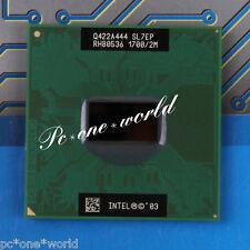 intel Pemtium Mobile CPU Processor PM735 SL7EP RH80536GC0292M BXM80536GC1700F 1.7GHz 400FSB 2MB Socket mPGA478C 478m