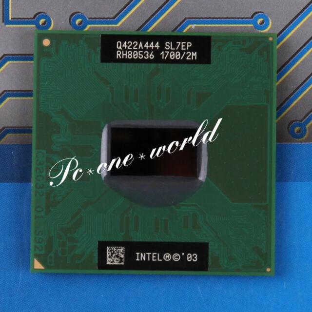 100% OK SL7EP Intel Pentium M 735 1.7 GHz Laptop Processor CPU