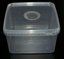 Insect Box 3,1L Zuchtbehälter Heimchendosen mit Gaze Deckel Futtertierzucht