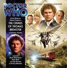 The Crimes of Thomas Brewster by Jonathan Morris (CD-Audio, 2011)