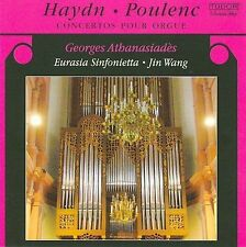 Haydn, Poulenc: Concertos For Organ, New Music