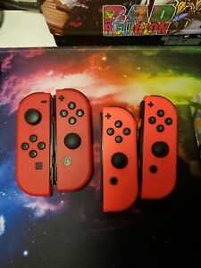 Joycon-Parts-Lot-4-controllers-10-joysticks-and-other-parts