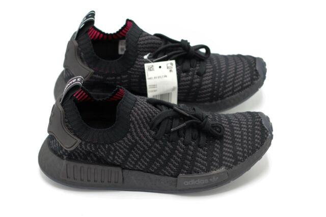 omitir Alternativa Interesante  adidas NMD R1 Primeknit Japan Black Trainer S81849 UK 8 for sale online |  eBay