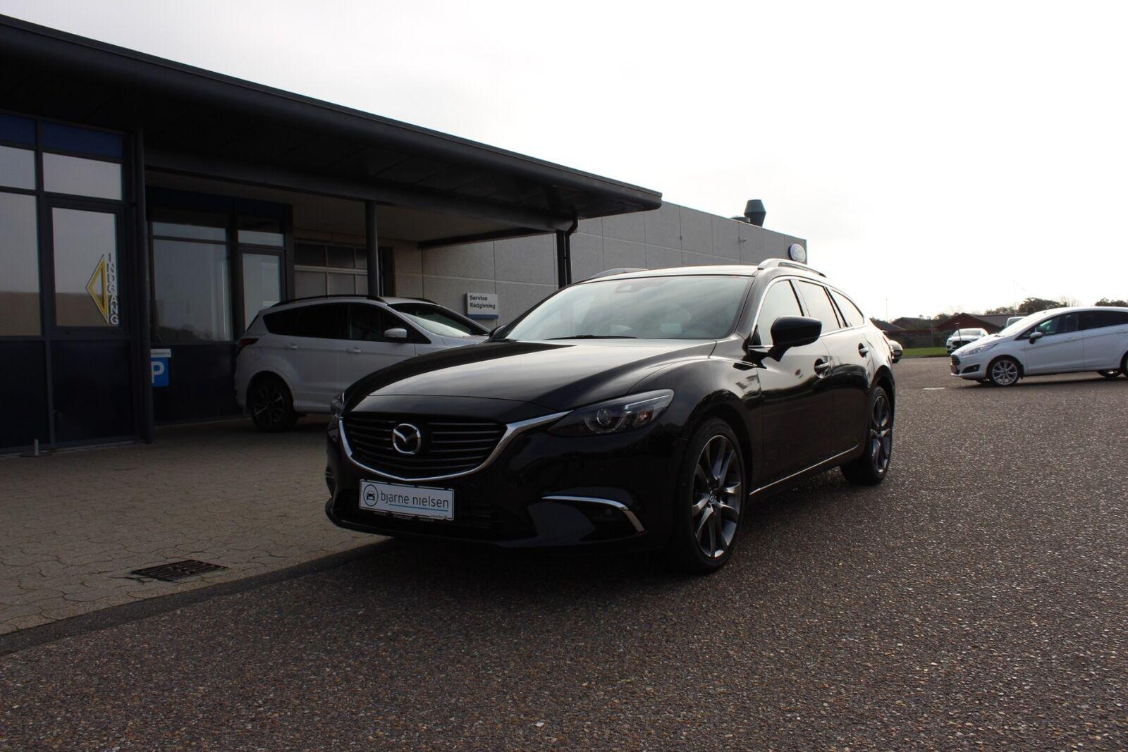 Mazda 6 2,2 Sky-D 175 Optimum stc. aut.
