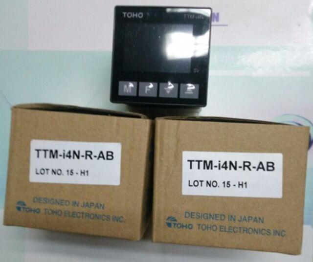 Temperature controller เครื่องควบคุมอุณหภูมิ ttmj4-r-ab size 48x48mm.