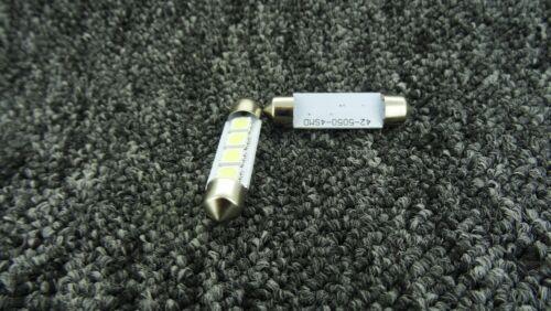 """239 272 C5W C10W OPEL LED CANBUS ERROR FREE FASTOON BULB /""""39mm 4 SMD/"""""""