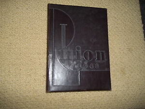 1948-RED-LION-PA-HIGH-SCHOOL-YEARBOOK-034-The-Lion-034-Nice