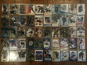 Jaromir-Jagr-Awesome-50-Card-Lot-Loaded-With-Inserts-And-More-All-Different