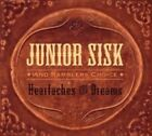 Junior Sisk - Heartaches and Dreams (2010)