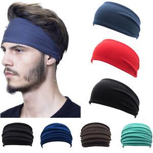 Mens Headband Elastic