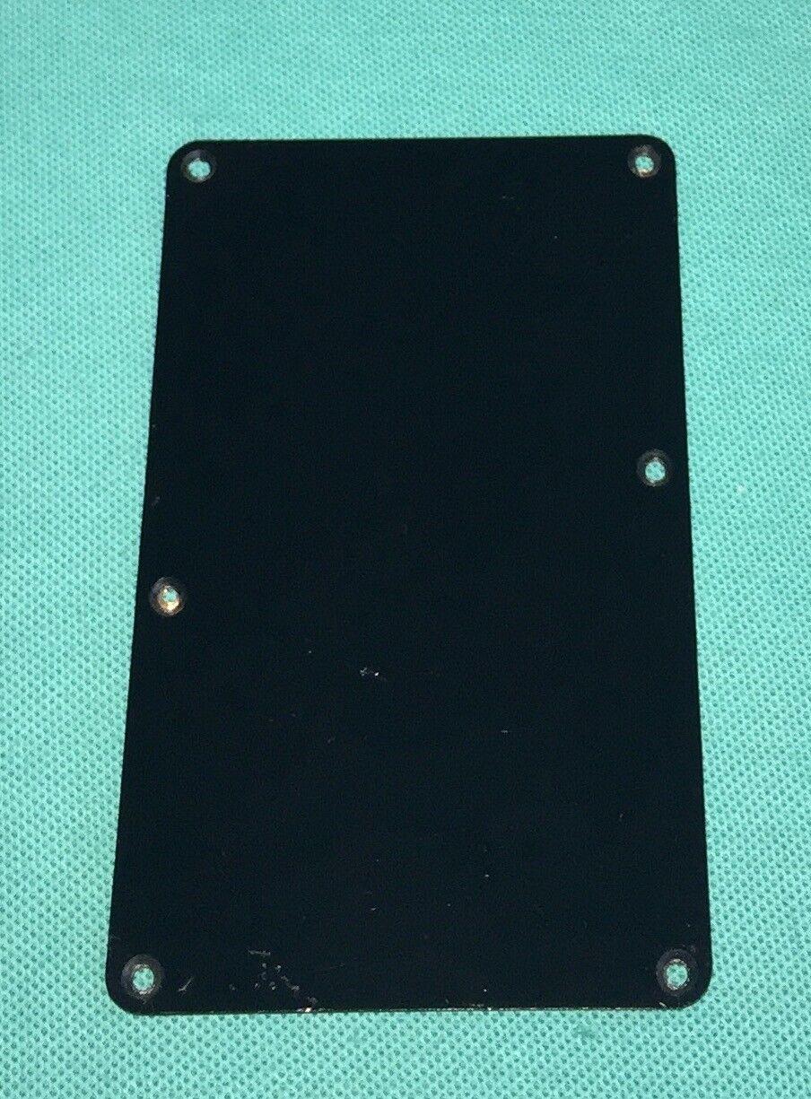 1990 Robin Medley Standard IV Electric Guitar Bridge Compartment Original Cover