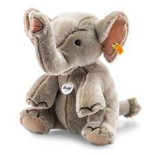 Steiff Elefant Hubert 30cm grau sitzend Kuscheltier 30°C Geschenk Neu 064579
