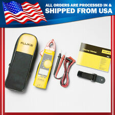 Fluke 365 True Rms Clamp Meter With Detachable Jaw Acdc With Case Usa Seller