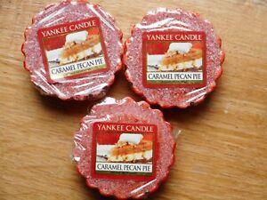 Yankee Candle USA RARE Salé Caramel Wax tart