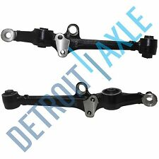 2pc Kit: New Front Lower Control Arm without Ball Joint 1994-97 Accord 97-99 CL