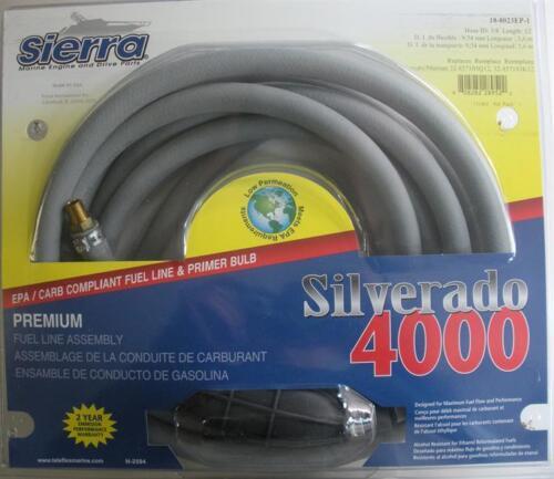 Sierra 18-8023ep-1 3/8  Fuel Line Montage Mercury 12ft Epa Zertifiziert 4563 Teile