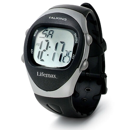 Lifemax 408.1 Talking Big Digit Watch
