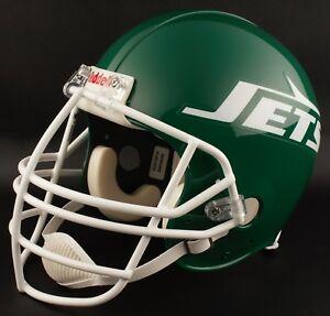 NEW YORK JETS 1978-1989 NFL Riddell REPLICA Throwback Football ... 2eaf9444f
