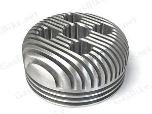 Doomed Shape Racing CNC Cylinder Head-2 For 66cc/80cc 2-Stroke Motorized Engine