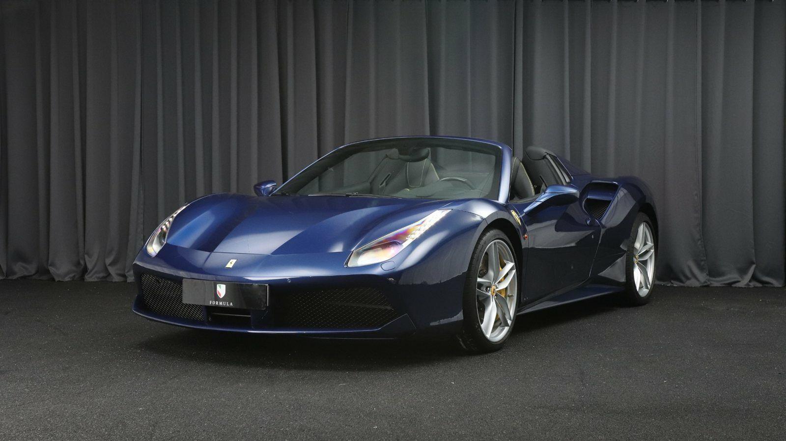 Ferrari 488 Spider 3,9 DCT 2d