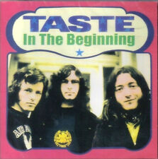 """Taste (Rory Gallagher): """"In The Beginning & In Concert""""  (2 on 1 CD)"""