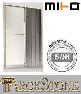 ARCKSTONE-Controtelaio-Cartongesso-Staffa-Giunzione-Kit-Rallenty-Mito-Classico