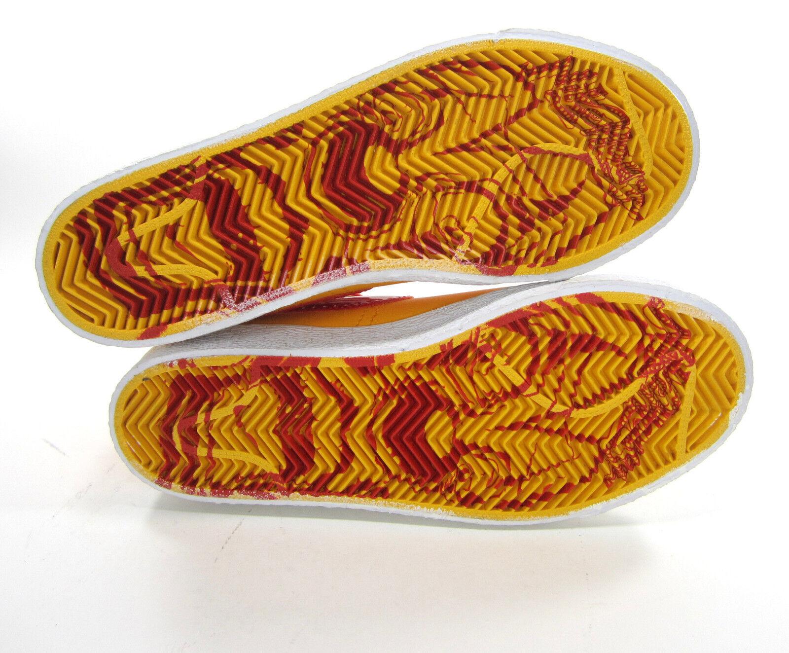 Nike Schuhe Blazer Mid Premium Taxi / Rot Herren / Solar Orange Sneakers Herren Rot 4.5 wo 08f7b9