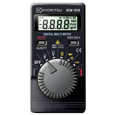 Kyoritsu KEW1018H card Digital Multimeters  (Hard case type) 4000counts NEW