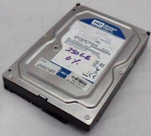 WESTERN-DIGITAL-WD-Faulty-Hard-Drives-HDD-250GB